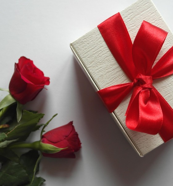 Valentine's day 2016: precious gifts, but sought after.