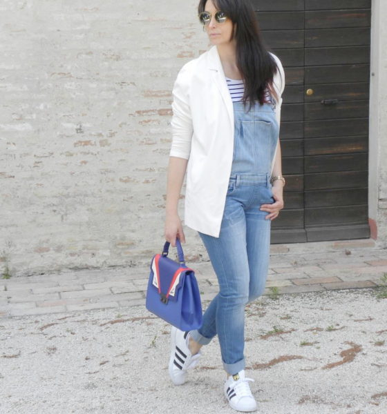 Overall: my #sporty look