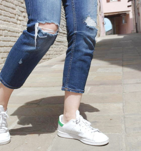 Ripped jeans: 10 ideas super stylish to wear them!