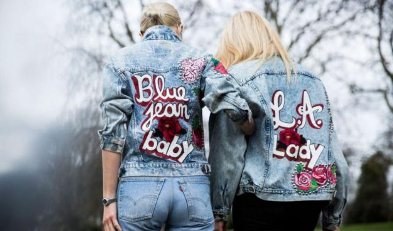 Jeans jacket autumn 2016: a must for the season to customize!
