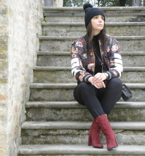 Woman boots in a casual look!