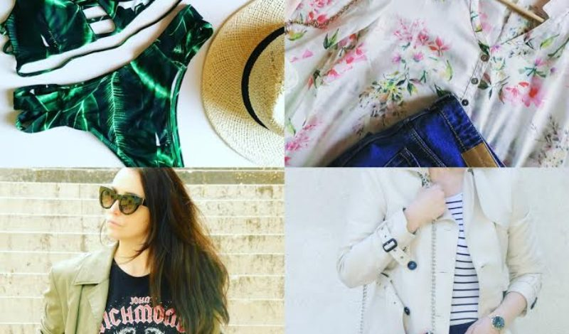 Spring summer 2017 trends: what's going to be fashionable in four shots from Instagram!