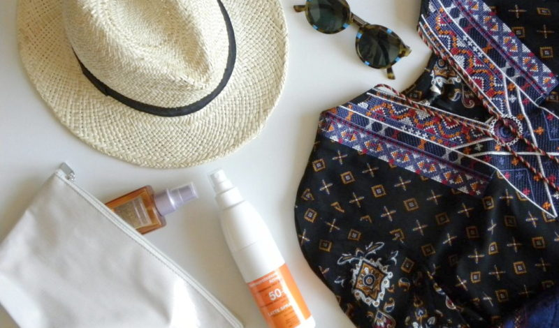 Sunscreen and everything we need to have in the beauty of the holidays!