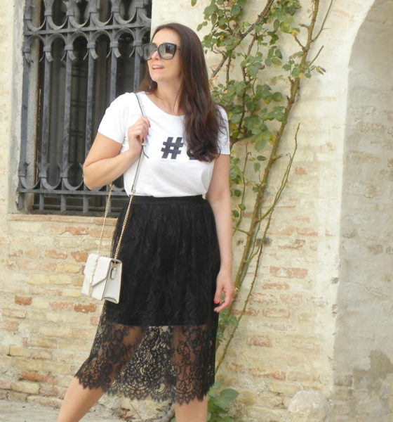 Come abbinare la gonna midi: un'idea di look!