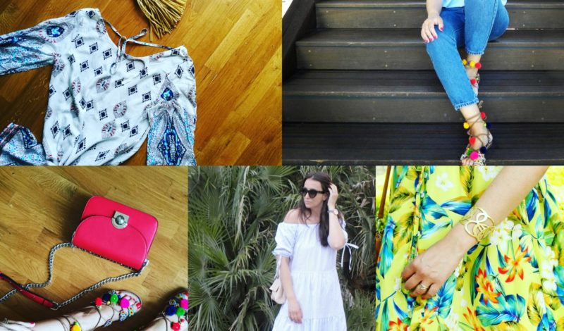Fashion summer 2017: five Instagram trends!