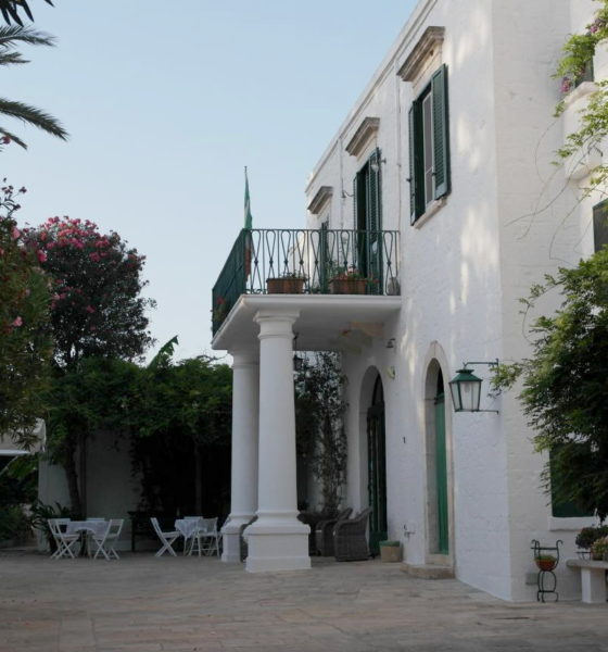 Holiday in Puglia: history, relax and good food in the masseria!