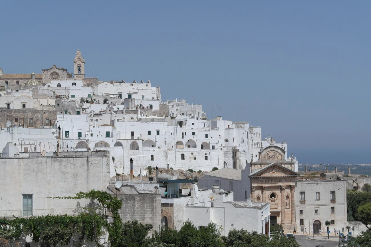holiday in puglia
