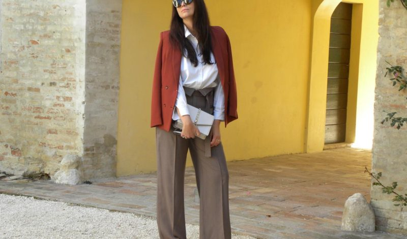 Fall trends 2017: an idea for an October's look