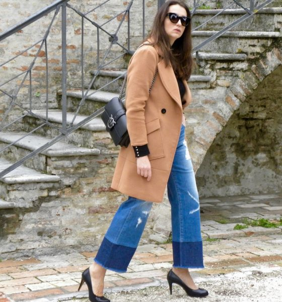 Jeans strappati: i miei nuovi jeans Don't Cry