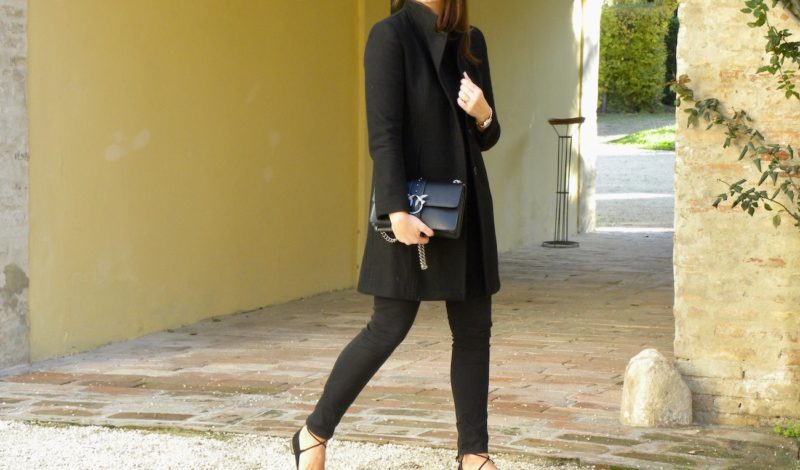 Total black outfit: come mi piace indossarlo!