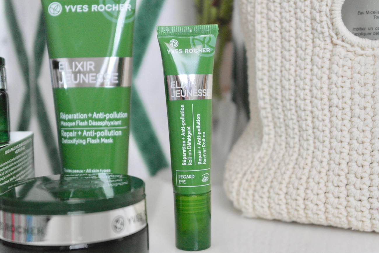 natural cosmetics Yves Rocher