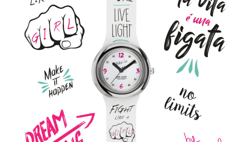 Hip Hop Watches e Bebe Vio: #SERIALDREAMERS