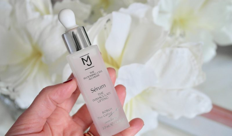 Anti wrinkle face serum by MJ Beauty Collection: beauty ally!