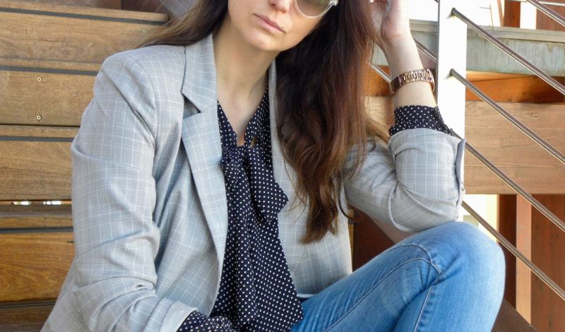 Spring blazer trend 2018: the models to choose for the next season!