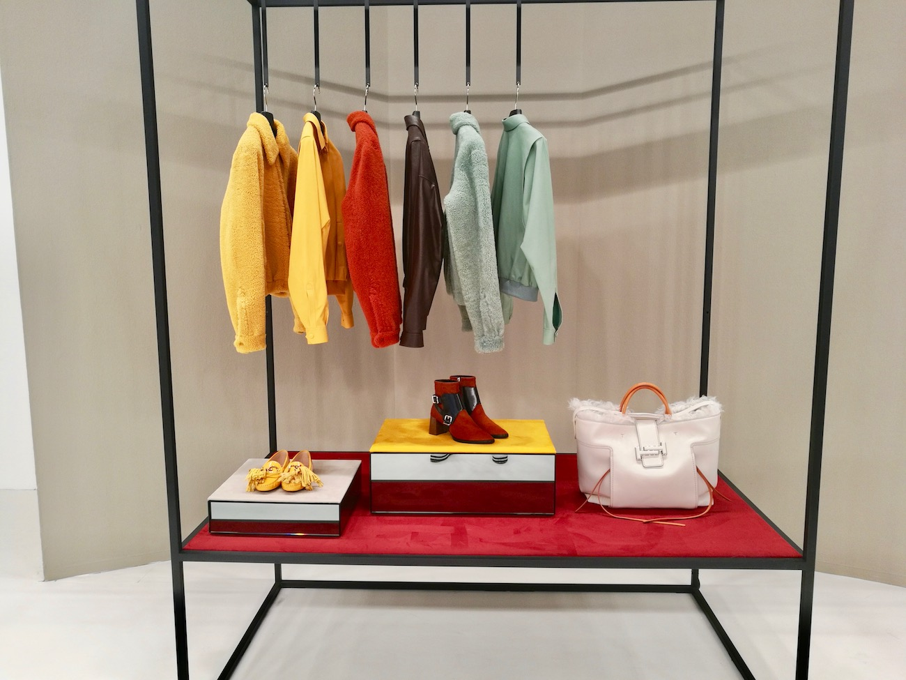 showroom tod's