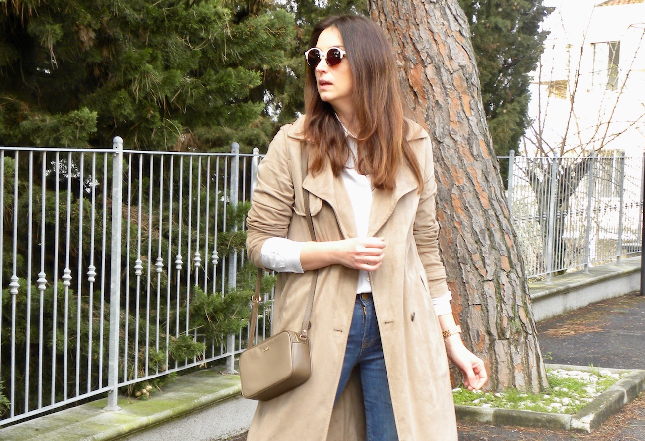 trench coat spring