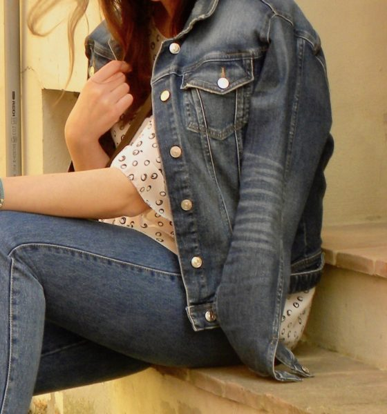 Spring jeans jacket: how to wear it for a perfect midseason look!