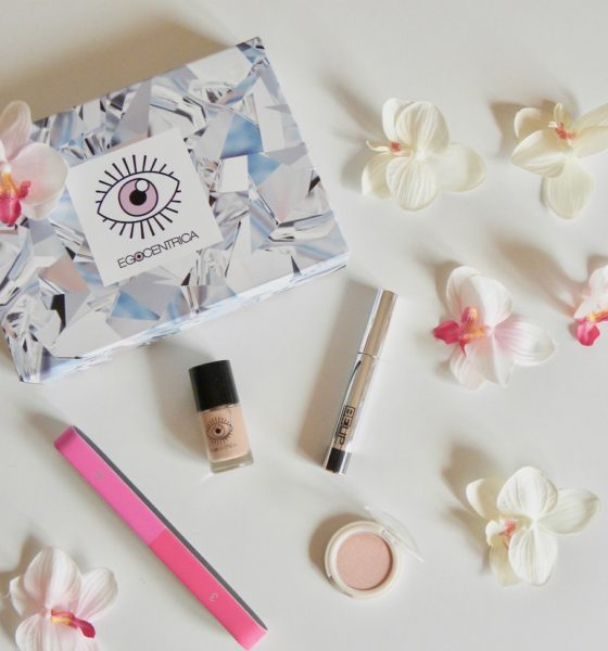 Beauty boxes: discover with me the new Egocentrica box!