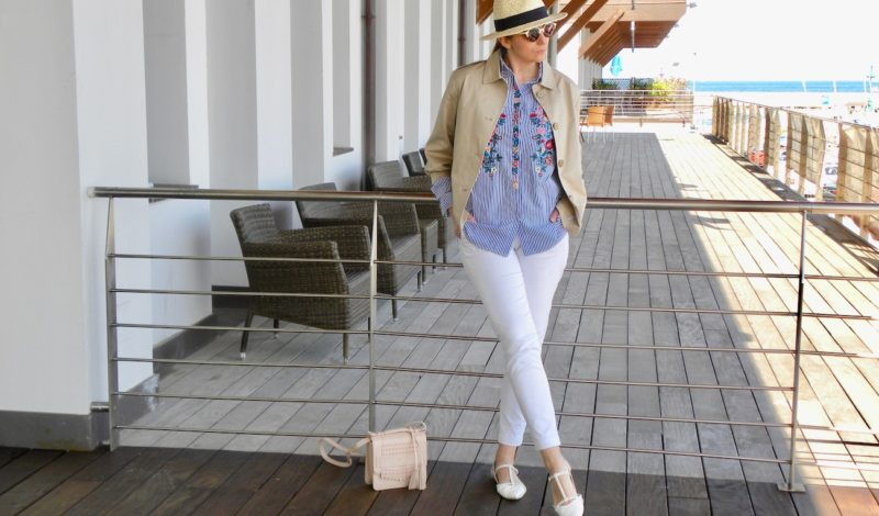 How to dress for the weekend: a perfect look for spring!
