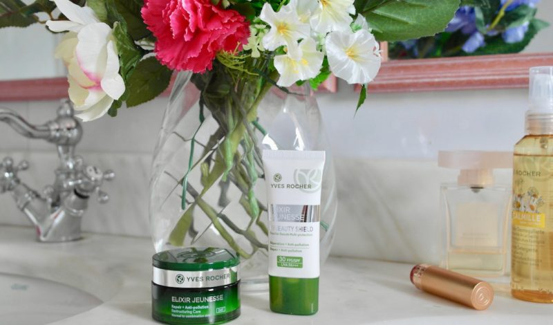 Protected and luminous skin: the new UV Beauty Shield Yves Rocher