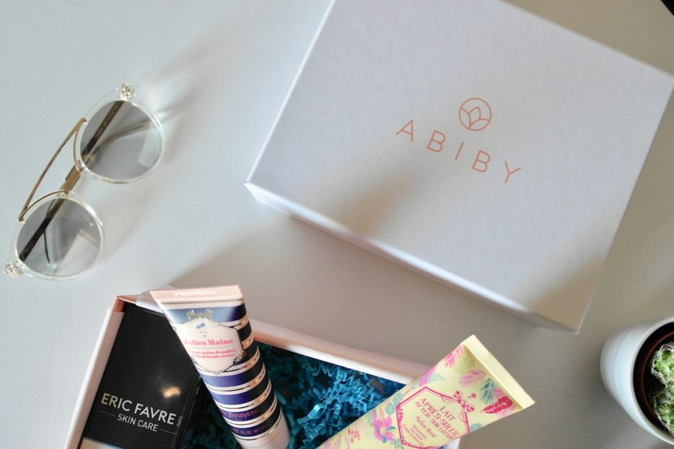 abiby beauty box
