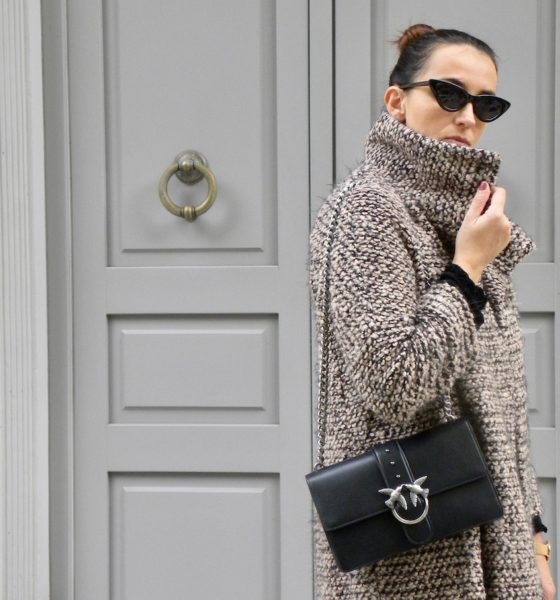 Fashion coats 2018: wool coat for an autumn look!