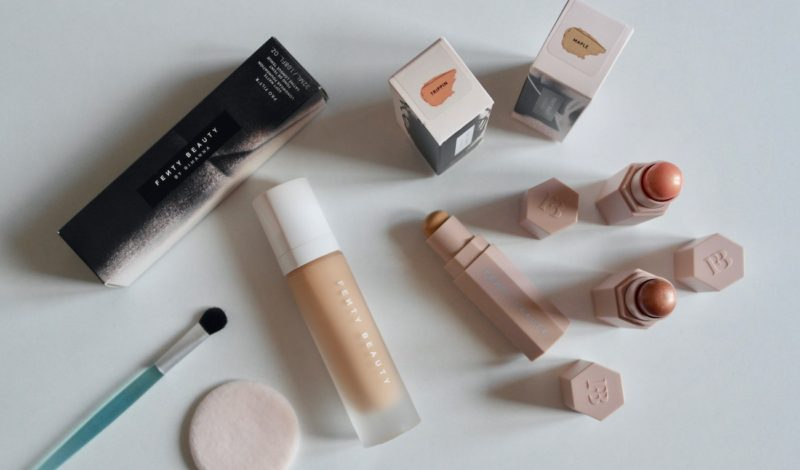 Come truccarsi bene: prodotti Fenty Beauty per un make up perfetto!
