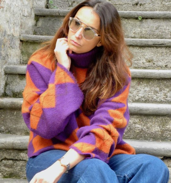 Women's colored sweaters: trend for winter 2018 2019!