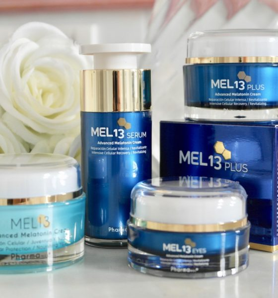 Melatonin face cream: this is the innovative Mel13 line