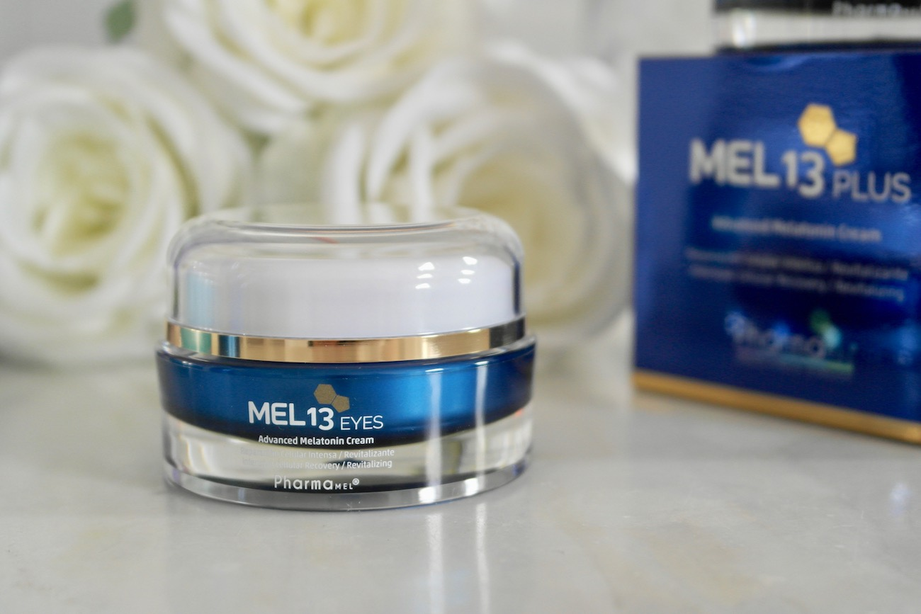 melatonin face cream