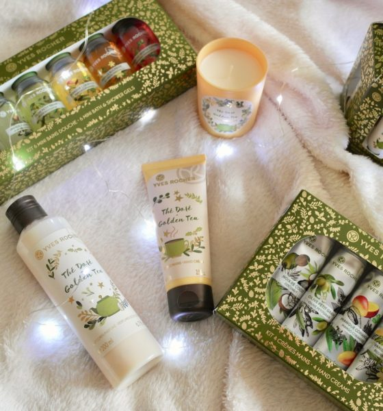Christmas beauty gifts 2018: many ideas Yves Rocher