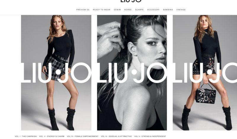 Shopping fall winter 2018 2019: the new Liu Jo collection
