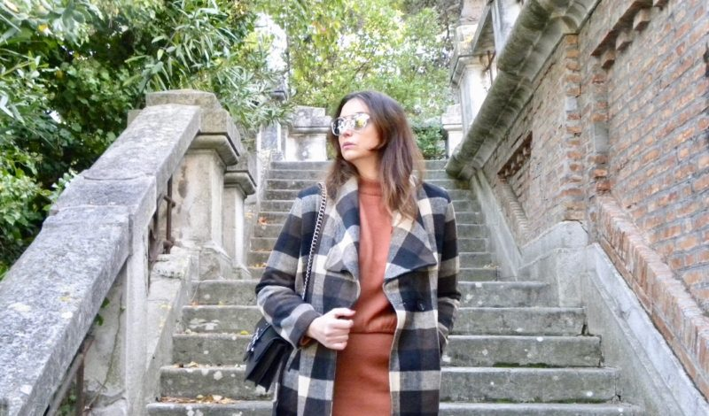 Fall outfit idea 2018: my total look chosen on Lesara!