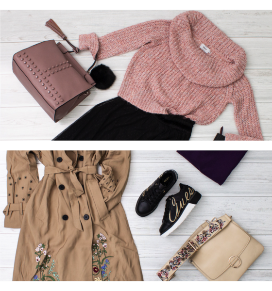How to combine winter clothes for casual outfits