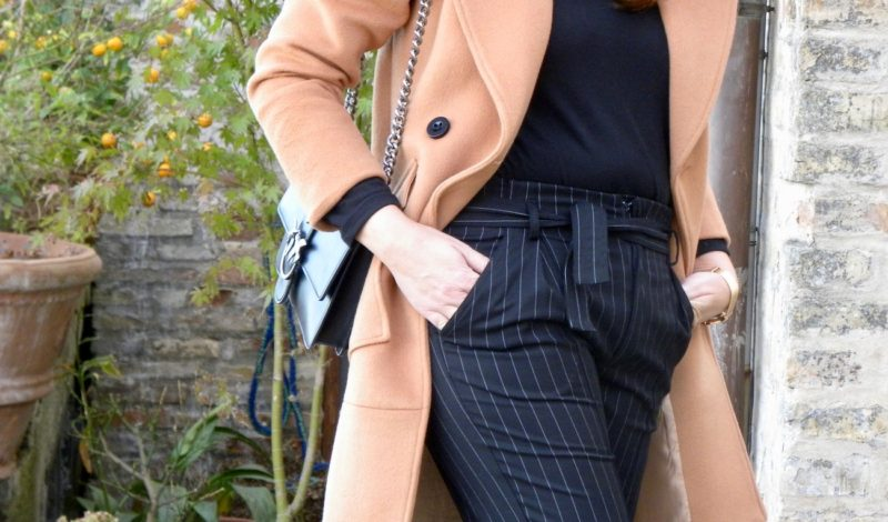 Pinstripe pants: how to match them and why they are a classic of wardrobe