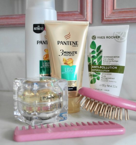 Cura quotidiana dei capelli: la mia hair care routine!