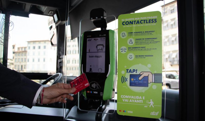 Traveling smart: the Florence Cashless Experience