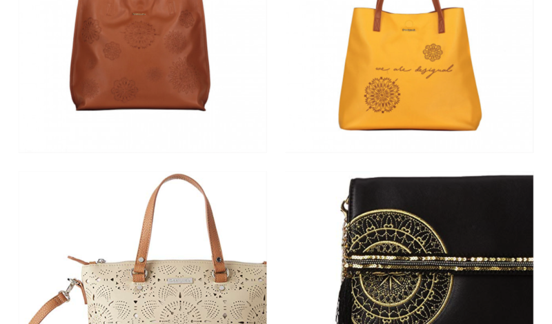 Desigual summer bags: 3 must-see models