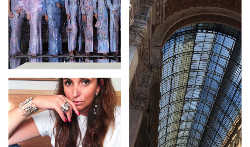 How to participate in fashion week: my experience in Milan