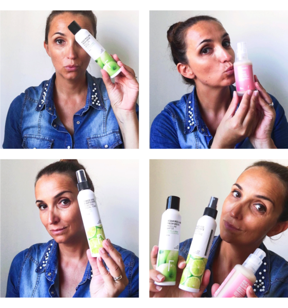 Detersione viso passaggi: Super Cleanser Trio di Freshly Cosmetics