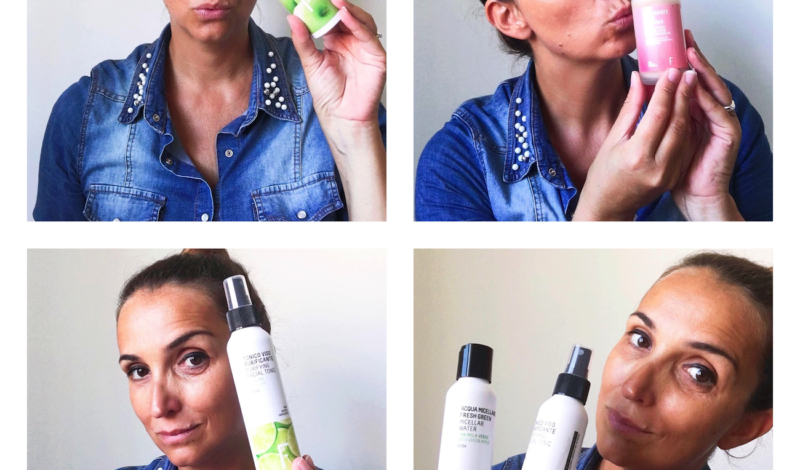 Facial cleansing: Super Cleanser Trio by Freshly Cosmetics