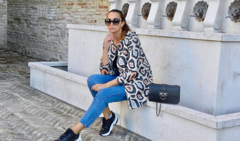 Trend animalier jacket 2019: an idea to wear it!