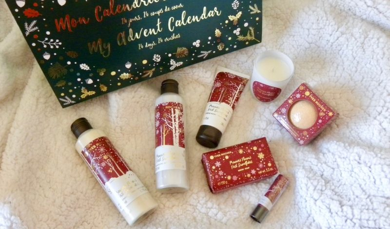 Cute Christmas gift ideas: offers beauty with Yves Rocher